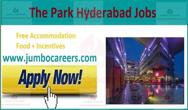 Hyderabad hotel jobs,
