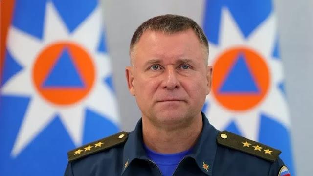 MINISTRO RUSSO MORRE TENTANDO SALVAR CINEGRAFISTA