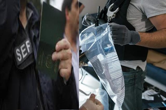REDE. SEF faz buscas em Cascais em investigação por auxílio à imigração ilegal, fraude fiscal e branqueamento