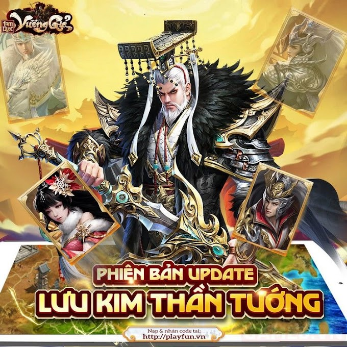 Đế Vương Tam Quốc Private Việt Hóa | Free Full VIP 15 | 10000000 KNB | Điểm Danh Hàng Ngày Nhận KNB Khủng