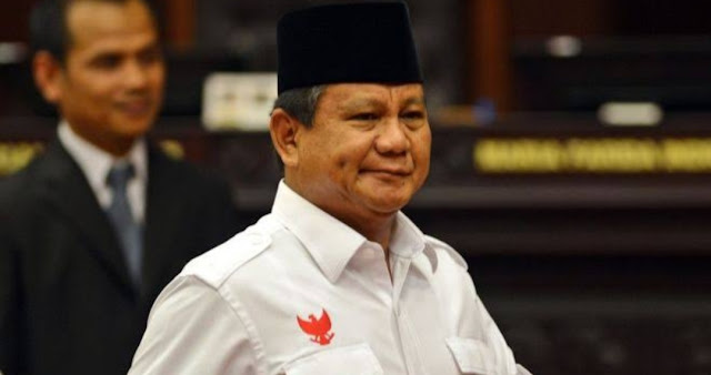 Prabowo dikabarkan Bertemu Kepala BIN, Bahas Rekonsiliasi