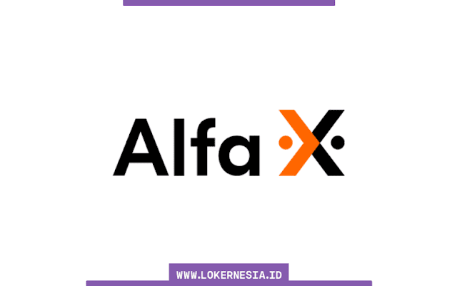 Lowongan Kerja Alfa X Yogyakarta Juni 2021