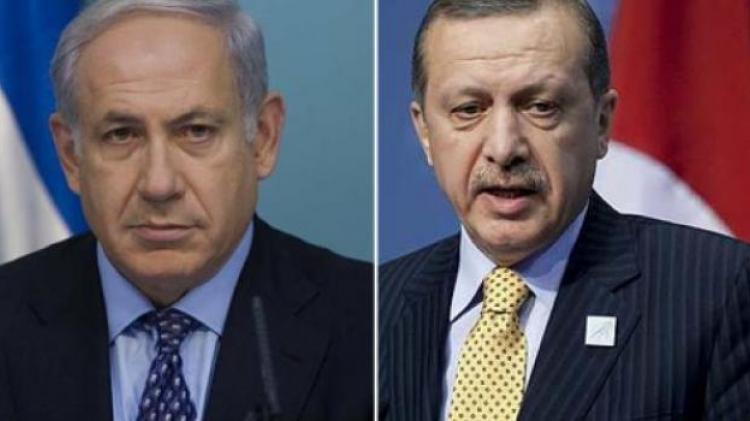 La Turquie arrive à levée le blocus de Gaza par Israël.
