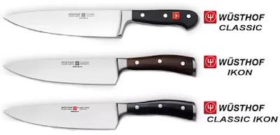 Couteau de cuisine WÜSTHOF CLASSIC IKON
