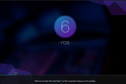 Nox App Player 6.0.7.2 Lightest Version