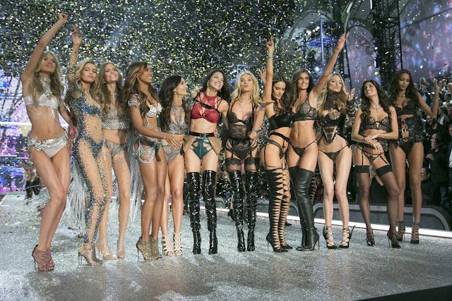 2016 Victoria's Seceret Fashion Show