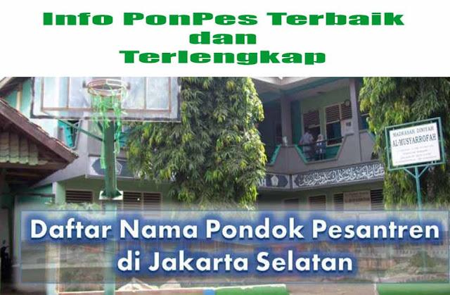 Pesantren di Jakarta Selatan