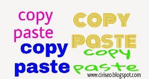 Agar  blog tidak di copy paste
