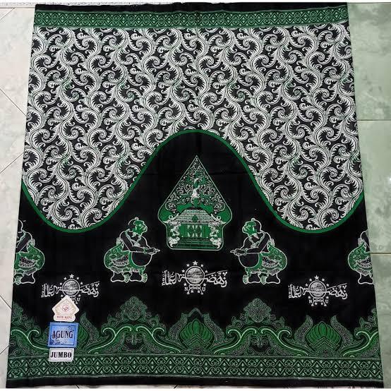 Sarung Batik Nu Motif Wayang Bagong
