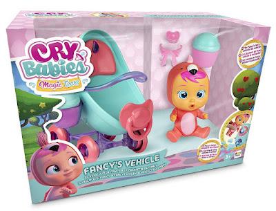 BEBÉS LLORONES : Lágrimas Mágicas El vehículo de Fancy Cry Babies : Magic Tears - Fancy's Vehicle  Producto Oficial 2019 | IMC Toys | A partir de 3 años  COMPRAR ESTE JUGUETE EN