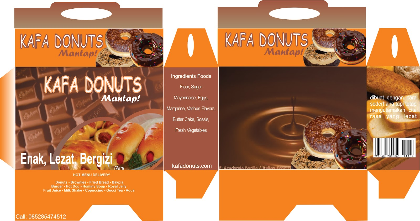 KAFA DONUTS: GALLERY
