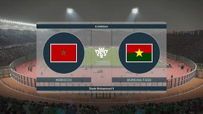 مشاهدة مباراة المغرب وبوركينا فاسو بث مباشر اليوم 6-9-2019 مباراة ودية
