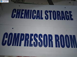 Sintraboard Room Signs
