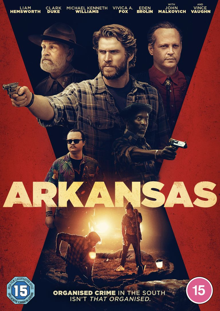 arkansas uk dvd
