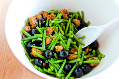 how to make bean salad with italian dressing