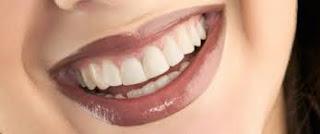 Des dents blanches et saines
