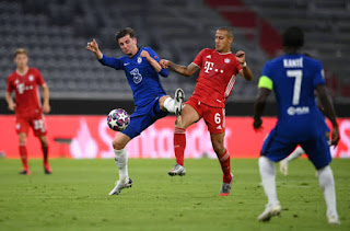 Chelsea young star Mount reveals how bayern Munich clash motivated him to improve his 'level' of play.