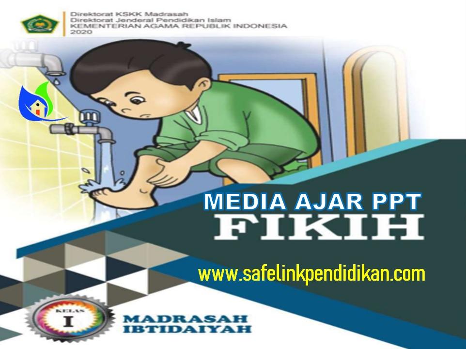 Media Pembelajaran Powerpoint Fiqih