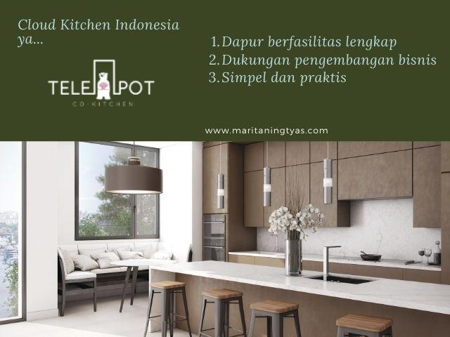 keunggulan telepot co-kitchen