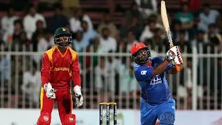 Afghanistan vs Zimbabwe 1st T20I 2016 Highlights