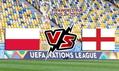 بولندا و إنجلترا بث مباشر