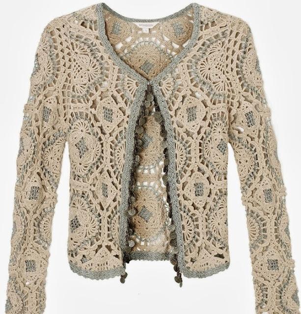 Moda a Crochet