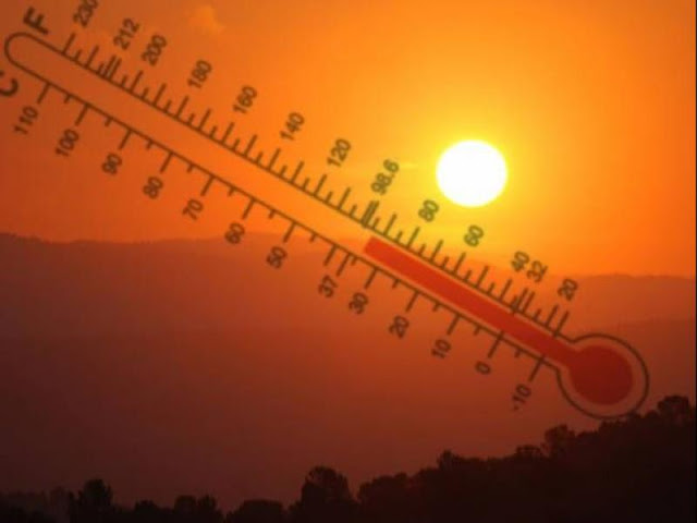 Ισχυρό μελτέμι σήμερα - Σε τροχιά καύσωνα από βδομάδα