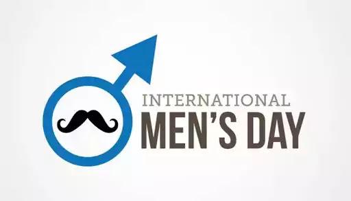 International Men's Day, 19 November, Logo