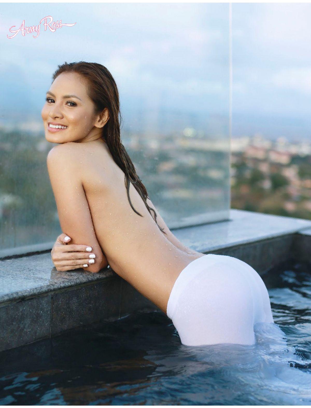 arny ross hot naked pic