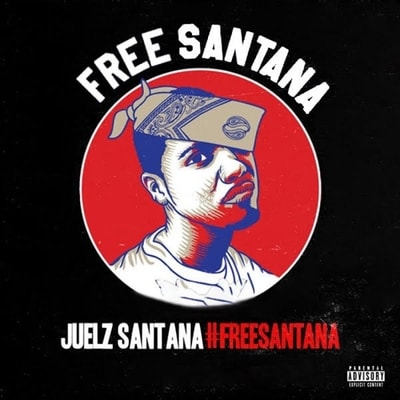 Juelz Santana - #Freesantana (2020) - Album Download, Itunes Cover, Official Cover, Album CD Cover Art, Tracklist, 320KBPS, Zip album