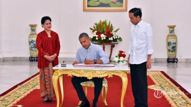 Pendapat Obama Tentang Demokrasi di Indonesia