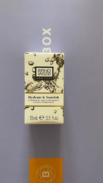Erno Lazlo Hydraphel Skin Supplement (15ml)