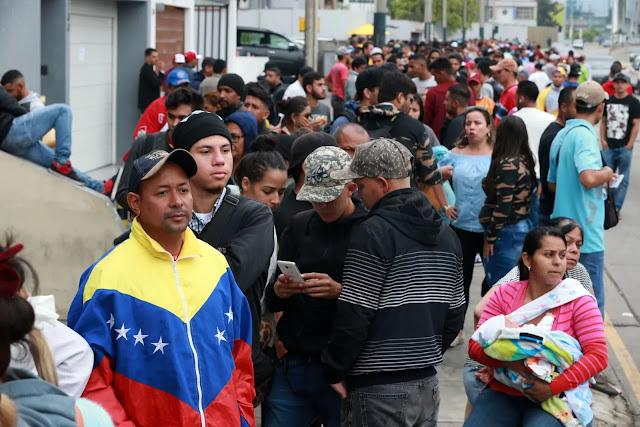 Una Venezuela sin salida devastaría América Latina con millones de refugiados