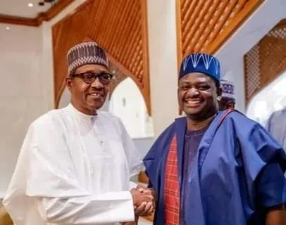 Buhari Is Not Stingy, Gave Me Envelope With Foreign Currency Says Adesina.