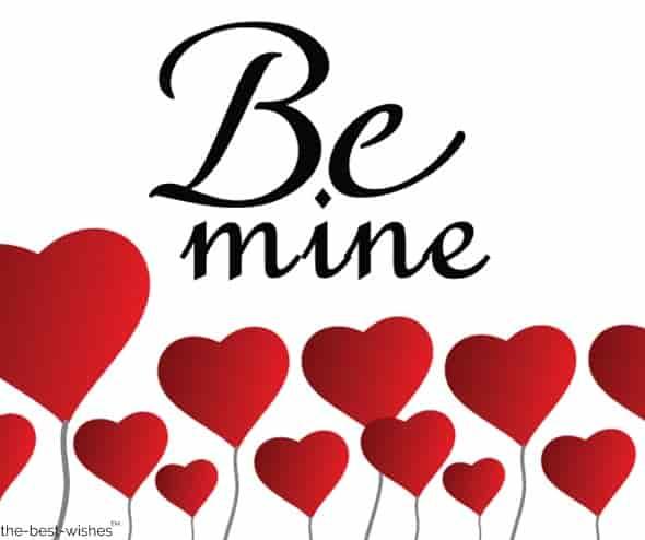be mine image