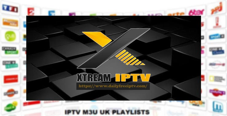 Pack IPTV Xtream Codes For Free