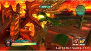 Bakugan Battle Brawler Defender of The Core PPSSPP Highly Compressed
