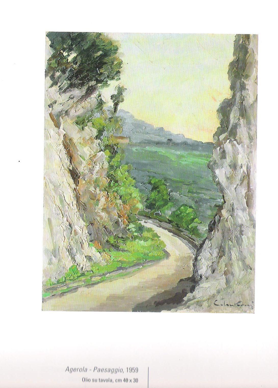 carlomusical paesaggi nella pittura di LUIGI COLANTUONI