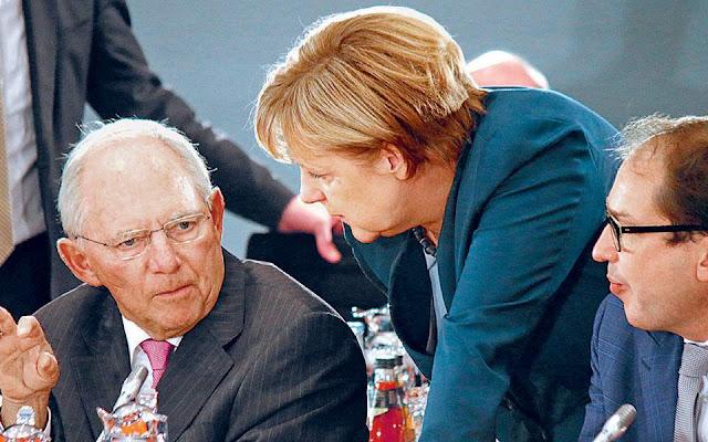 Οι Γερμανοί βιομήχανοι ζητούν δημοσιονομική χαλάρωση