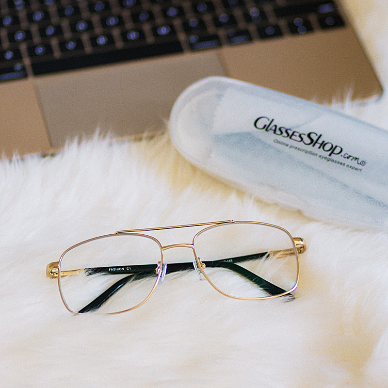 GlassesShop.com review x agladdiary blog