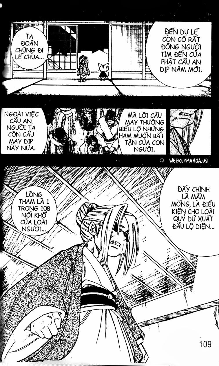 Shaman King [Vua pháp thuật] chap 171 trang 8
