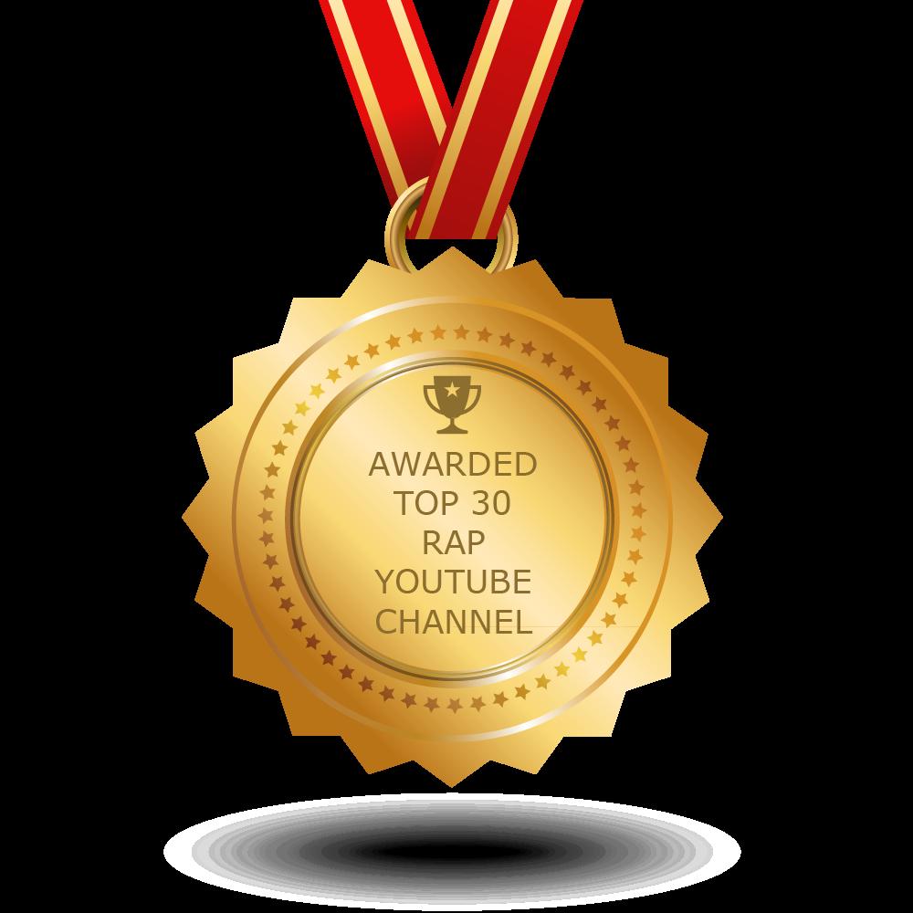 Top 30 Rap YouTube Channels on best Rap & Hip Hop Music Videos