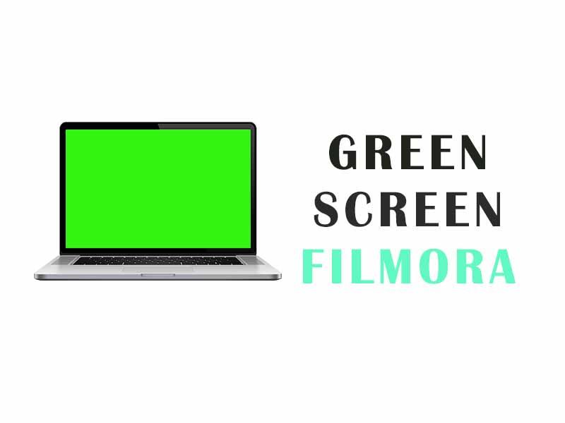 Cara Edit Green Screen di Filmora
