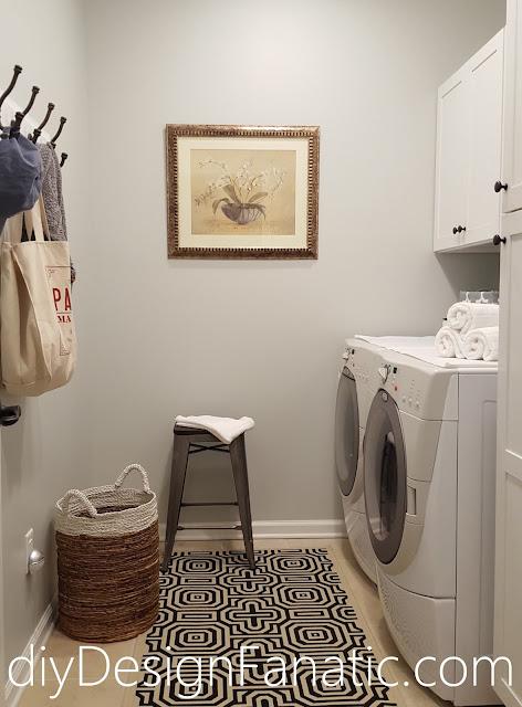 Laundry Room , Organization, Organize, Cottage, Cottage Style, Farmhouse Style