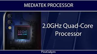 Tecno Spark 3 ProcessorFeatures