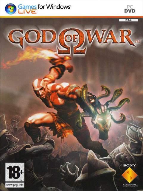 تحميل لعبة God Of War 1 مضغوطة برابط واحد مباشر + تورنت كاملة مجانا