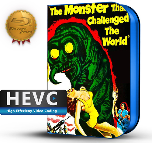 The Monster That Challenged the World (1957) 1080P HEVC-8Bits BDRip Ingles(Subt.Esp)(Terror)
