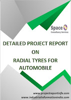 Radial Tyres for Automobile Manufacturing Project Report