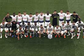 Tottenham-Squad