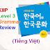 Tổng hợp ngữ pháp lớp KIIP3 Trung Cấp 1 - Korean TOPIK
